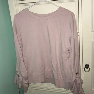 Mossimo Light Purple Sweatshirt